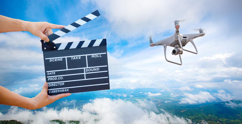 Zmontujemy Twój film z ujęćz drona